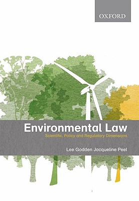 Environmental Law By Godden, Lee/ Peel, Jacqueline